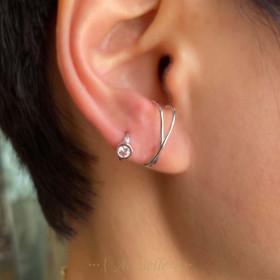 Talia ear studs